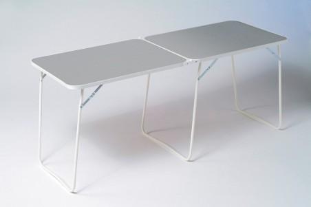 Сгъваема двойна маса