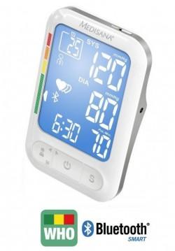 Апарат за измерване на кръвно налягане с Bluethooth Medisana BU 550 connect 51290