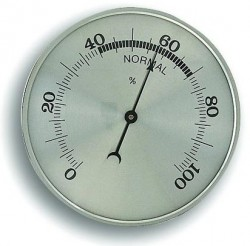 Влагомер HYGROMETER ø 81 mm Lanaform 100339