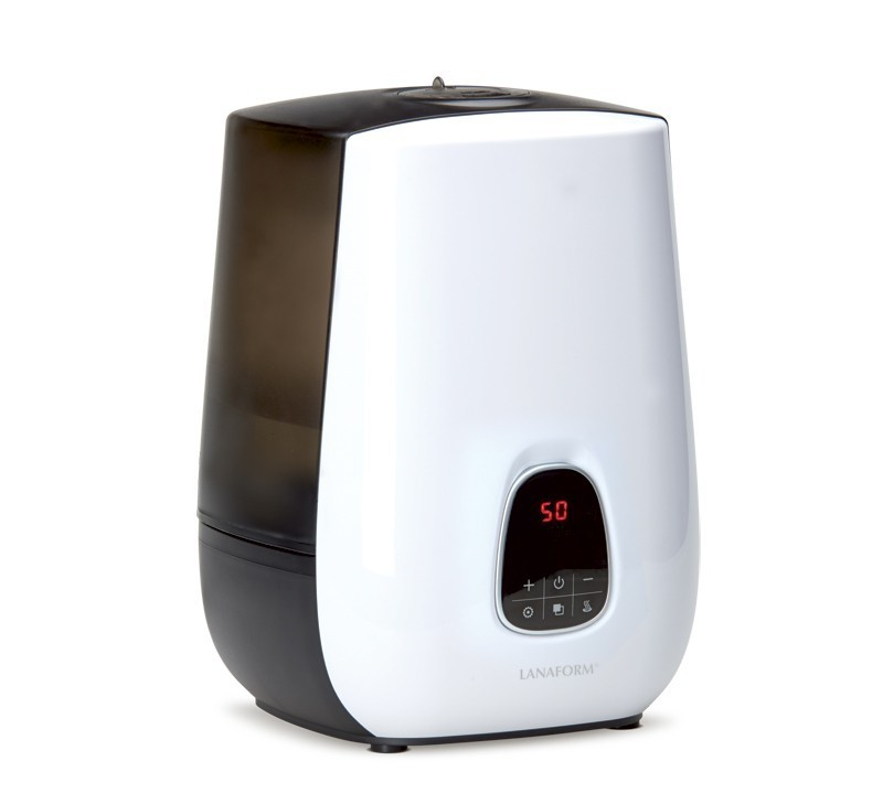 Овлажнител за въздух с топла и студена пара. Notus LA120117