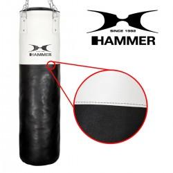 Боксов чувал Kunsteleder-Premium-White 150 см