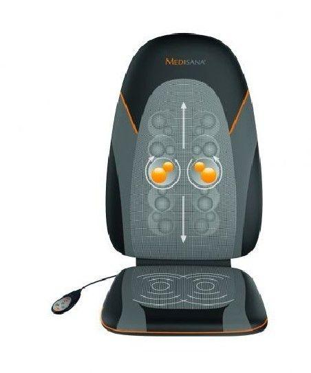 Масажираща седалка Medisana Shiatsu Technogel® Massage Cushion MC 830, 88944