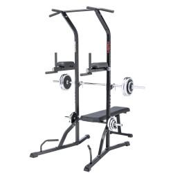 Комбинирана стойка Kettler за тренировка на основните групи мускули