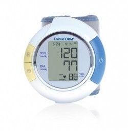 Апарат за измерване на кръвното налягане и пулс с памет LA090204