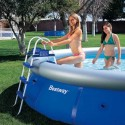 Надуваем басейн кръг размер 457cm и дълбочина 122cm и комплект за филтрация на водата