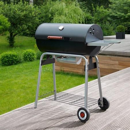 Луксозно барбекю на дървени въглища за 10 човека 31421