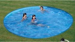 Басейн за вкопаване кръгъл диаметър 420 и дълбочина 150 см. KPE4259