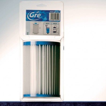 Картушен филтър за потопяем филтър AR121E - само филтър AR86