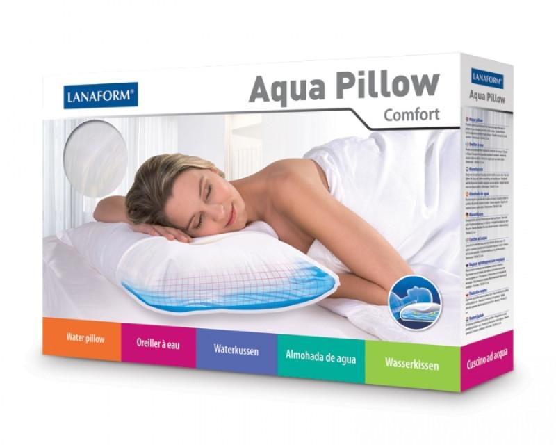 """Водна възглавница """"Aqua Pillow"""" от LANAFORM 080400"""