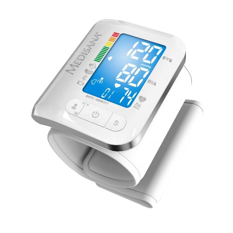 Апарат за измерване на кръвно налягане с Bluethooth Medisana BW 300