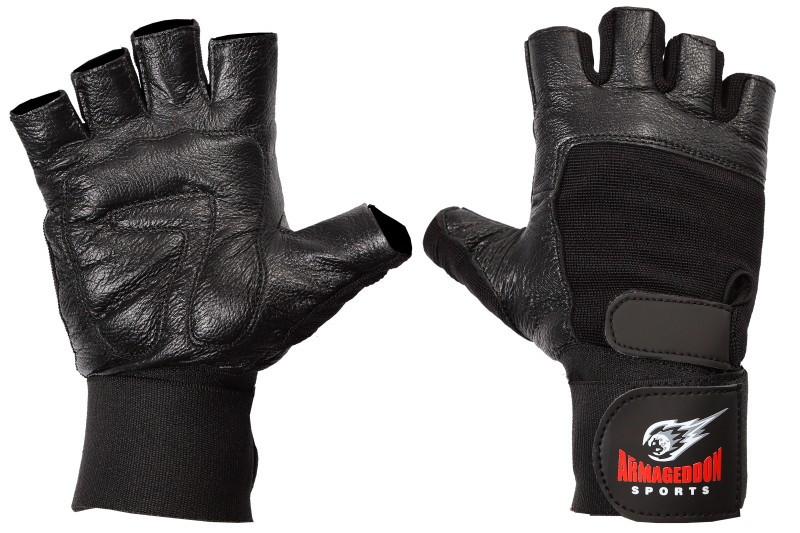 Фитнес Ръкавици с Накитници Black, размер S,M,L,XL