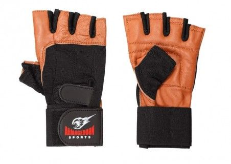 Фитнес Ръкавици с Накитници Brown, размер S,M,L,XL