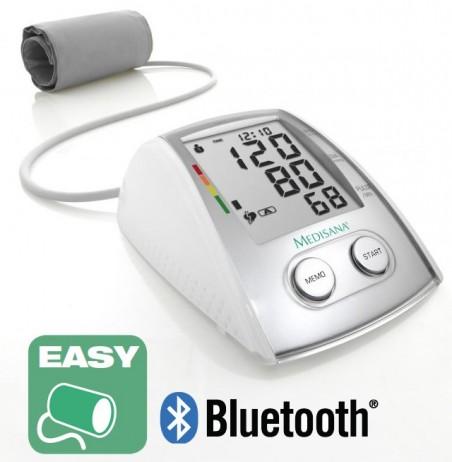 Апарат за измерване на кръвно налягане с Bluethooth Medisana MTX connect