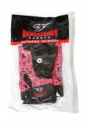 Дамски Фитнес Ръкавици Flower Pink, размер XS,S,M