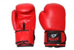 Боксови ръкавици Red