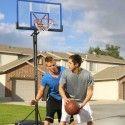 "Баскетболно табло Shatter Proof с размер 48"""