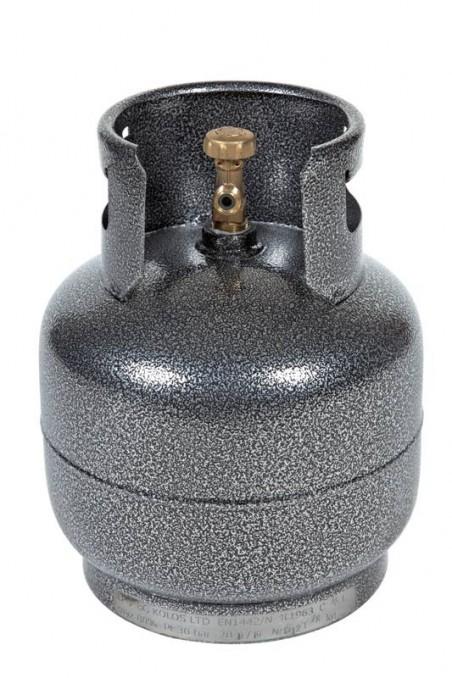 Газова бутилка за барбекю 15 л. немски стандарт вентил