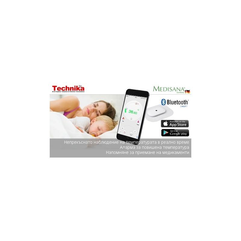Термометър с Bluetooth Medisana TM 735, Германия