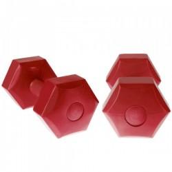 Хексагонални гири 2 х 1 кг