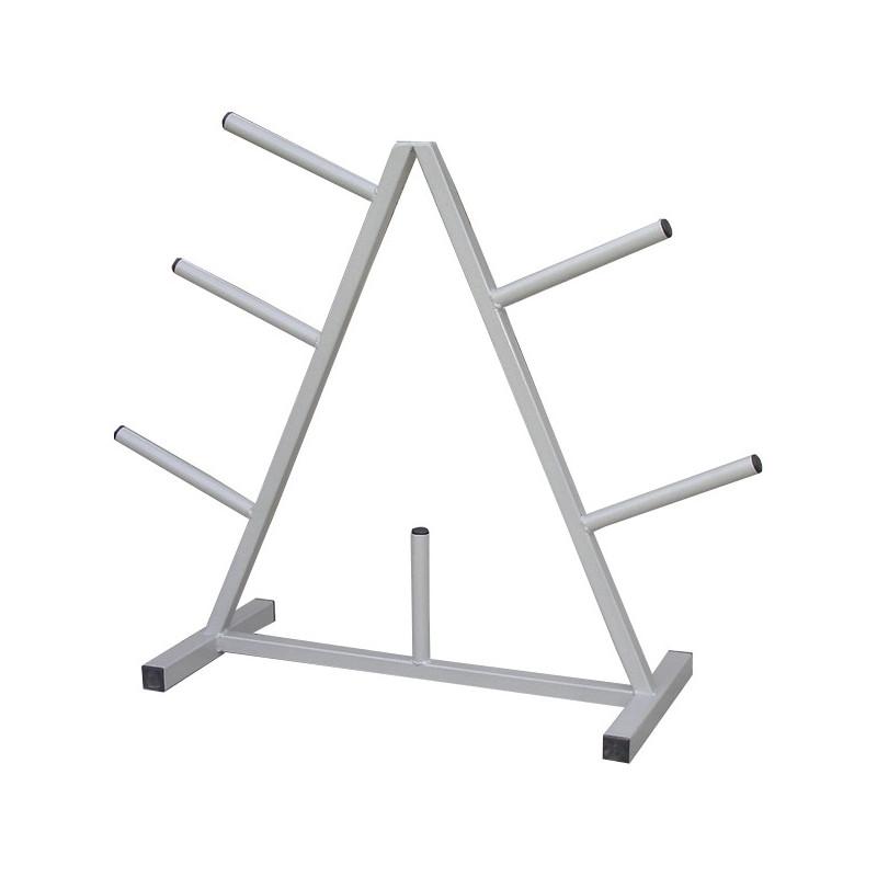Пирамида за дискове - тежести