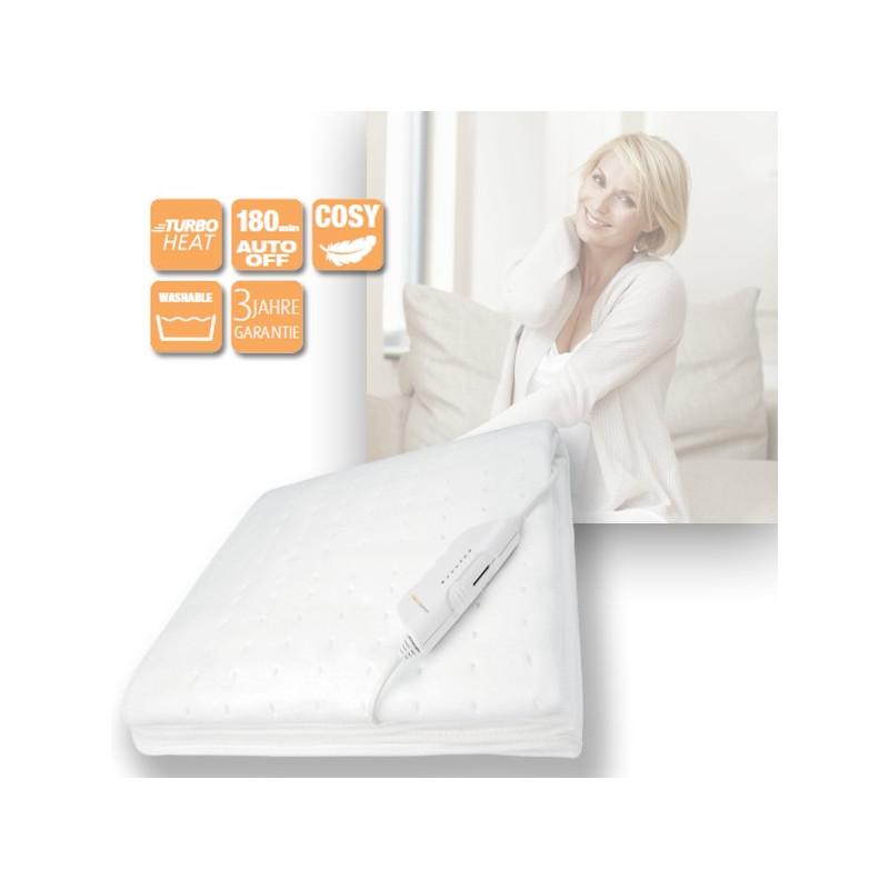 Eлектрическо одеяло с 2 зони Medisana HU 662 Оеко-Тех материя