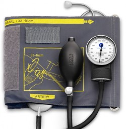 Механичен апарат за измерване на кръвното СФИГМОМАНОМЕТЪР LD-60