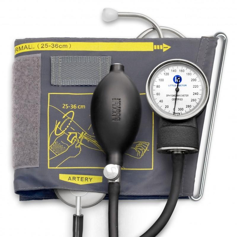 Механичен апарат за кръвно сфигмоманометър Little Doctor-71A