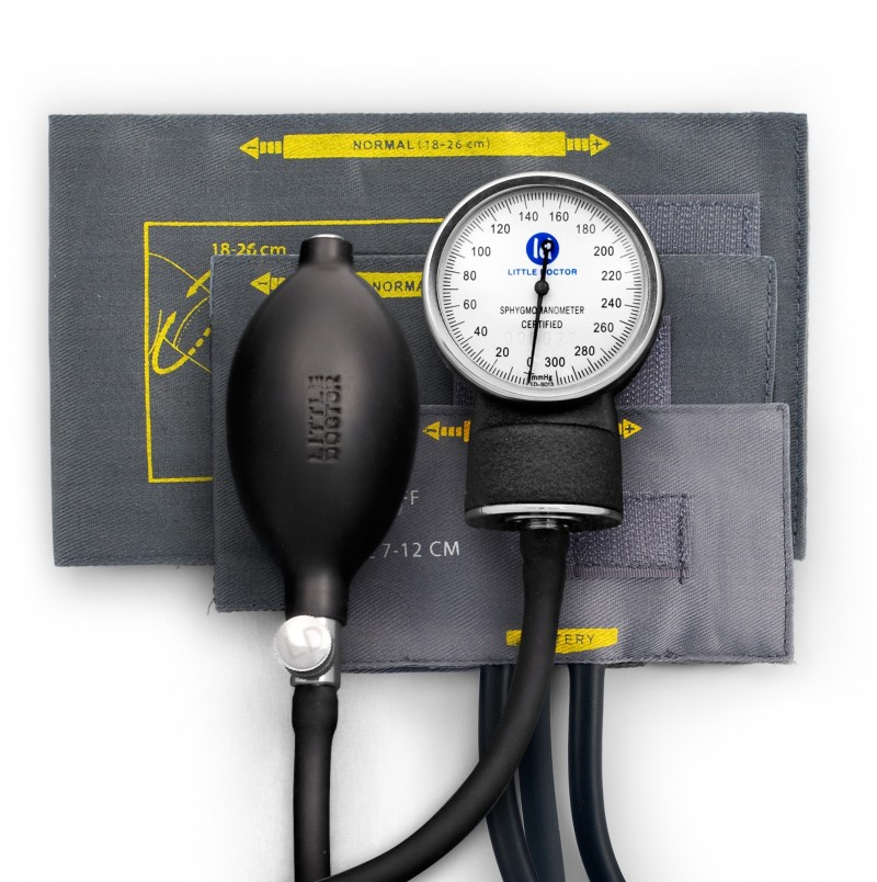 Механичен апарат за кръвно сфигмоманометър Little Doctor-80
