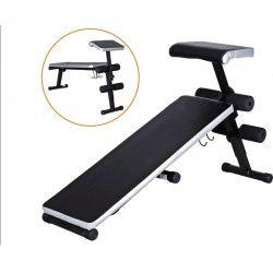 Лежанка за коремни и гръбни мускули Sit-up