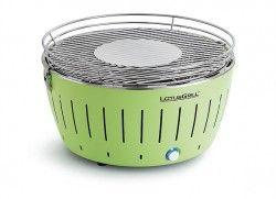 LotusGrill размер XL барбекю светло зелен цвят