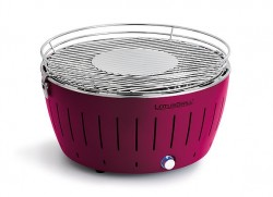 LotusGrill размер XL барбекю сливово лилаво на цвят