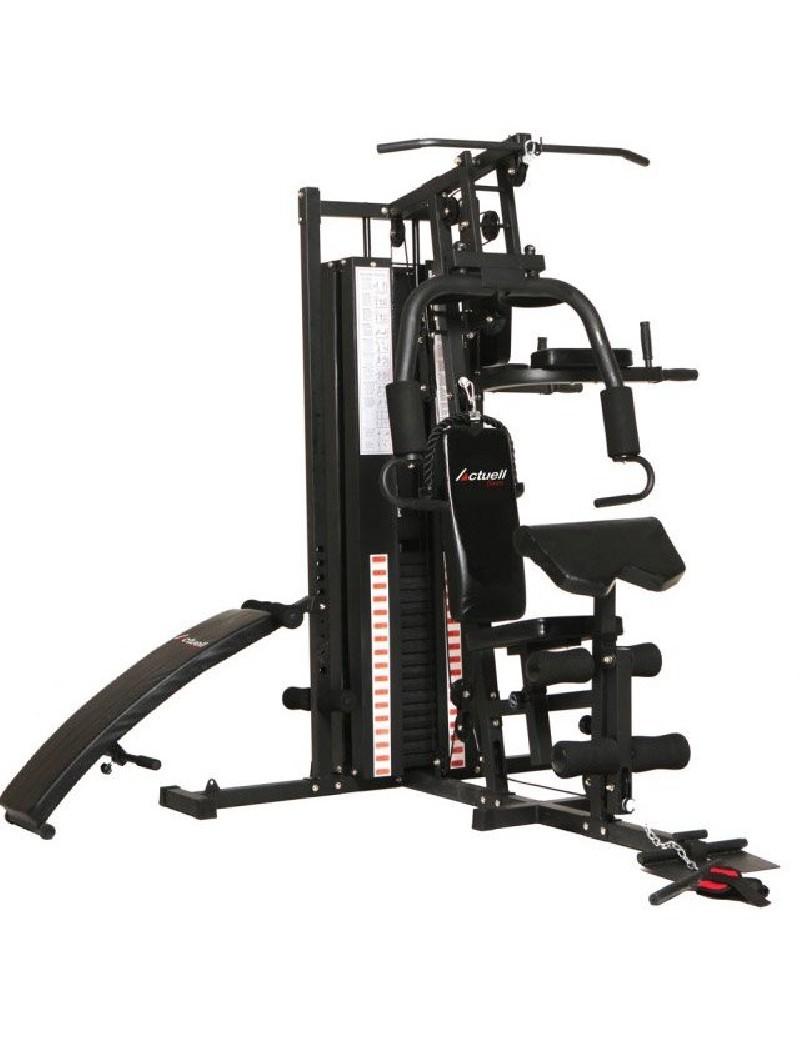 Комбиниран уред 100 кг тежести и 4 работни места