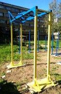Тарзан 3 комбиниран стрийтфитнес уред