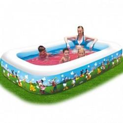 Надуваем басейн за деца Bestway 91008 с размери 269х175х151