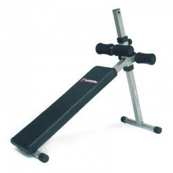 Лежанка за коремни преси Ab Crunch Bench за хора до 150 кг.