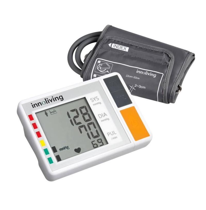 Дигитален автоматичен апарат за измерване на кръвно налягане INNOLIVING