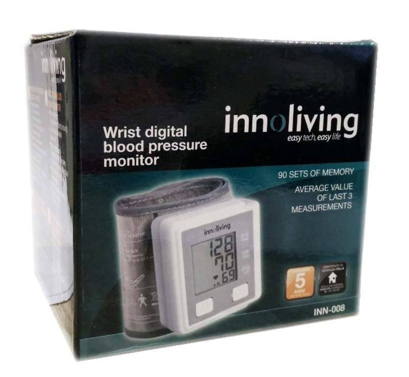 Апарат за кръвно - за китка Innoliving INN - 008