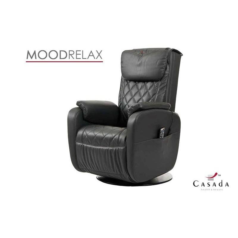CASADA Масажен стол MOODRELAX - тъмно кафяв