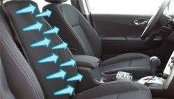 Седалка за автомобил Innoliving с вентилация