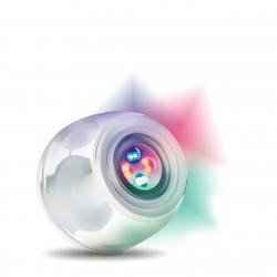 Релакс лампа за цветотерапия със звук