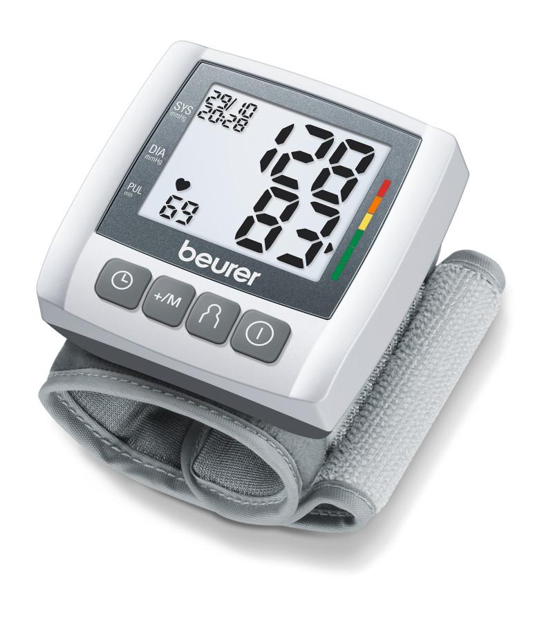 Апарат за измерване на кръвно на китка Beurer BC30