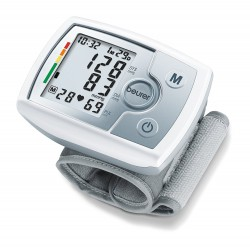 Апарат за измерване на кръвно на китка Beurer BC31