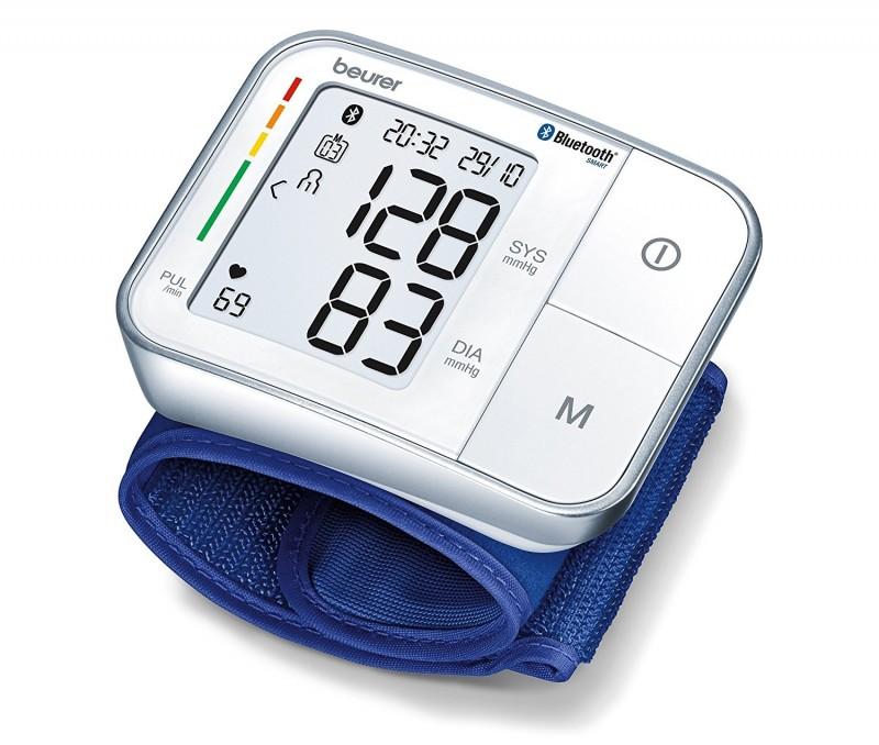 Апарат за измерване на кръвно на китка Beurer BC57