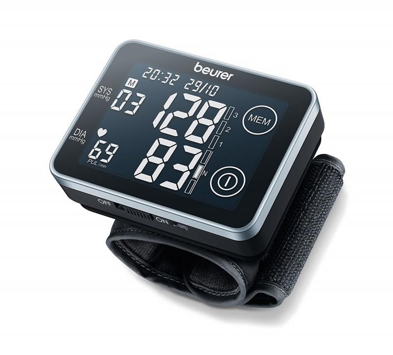 Апарат за измерване на кръвно на китка Beurer BC58