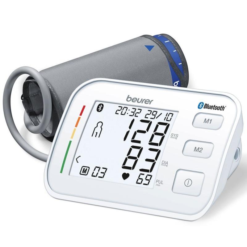 Апарат за измерване кръвно налягане над лакът Beurer BM57