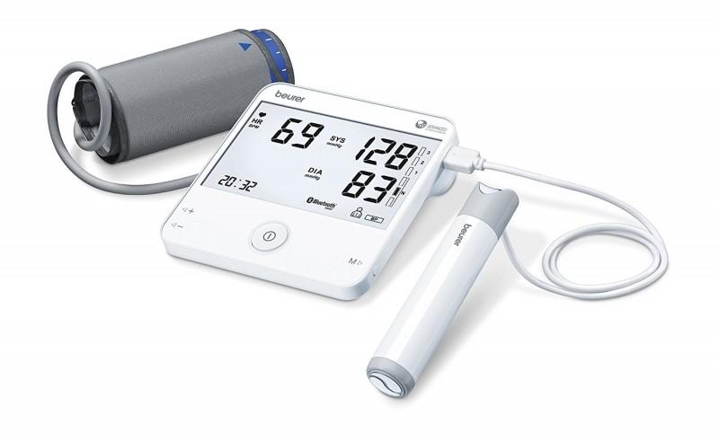 Beurer - Монитор за кръвно налягане с функция ЕКГ - BM95